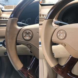 Реставрация салона авто