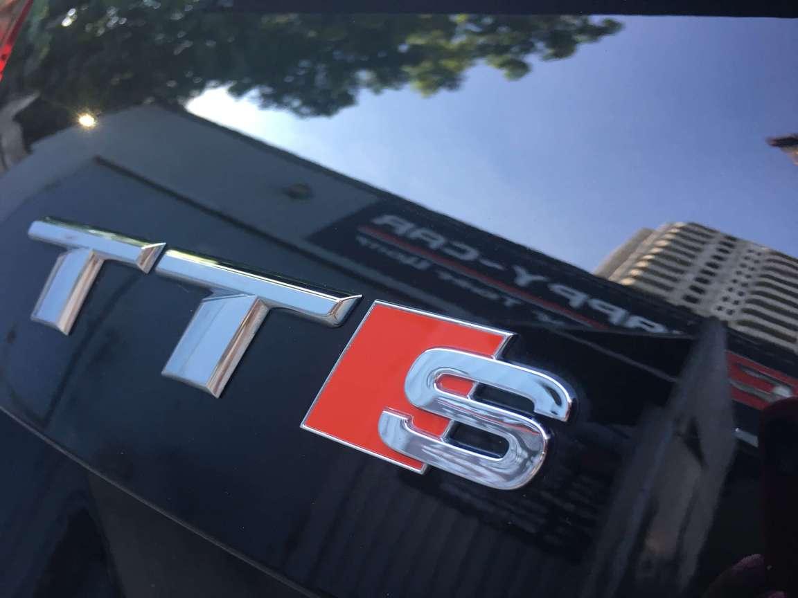 Комплекс детейлинг работ по Audi TTS