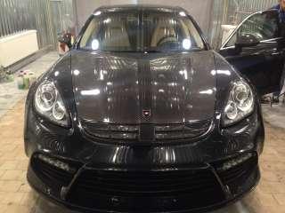 Porsche Panamera - Восстановительная полировка