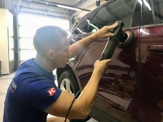 Комплекс детейлинг работ по  Jaguar F-PACE