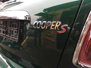 Детейлинг полировка Mini John Cooper S