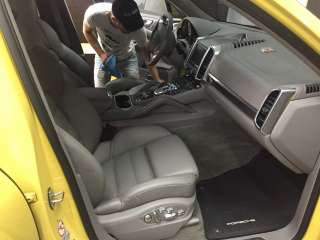 Комплекс детейлинг работ по автомобилю Porsche Cayenne
