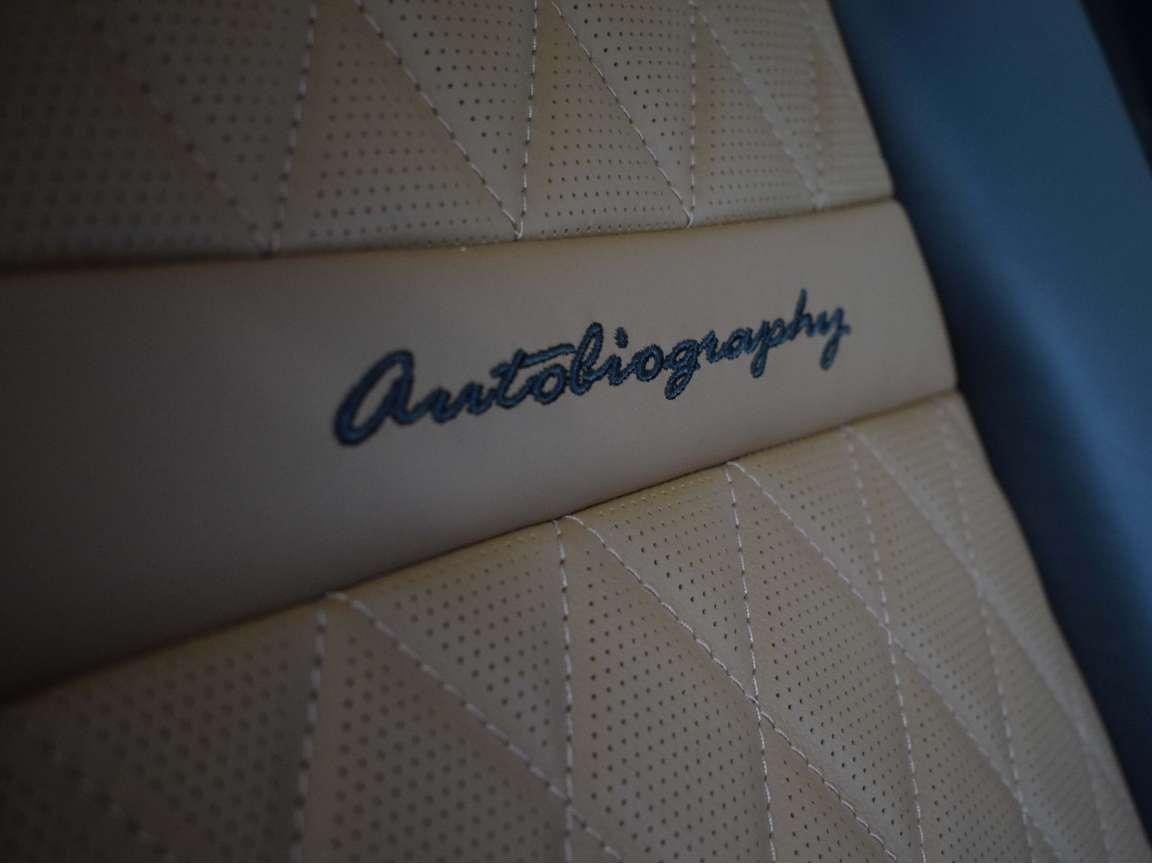 Полировка + защитный воск на кузов Range Rover SVAutobiography