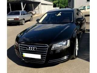 Audi A8 Комплекс работ