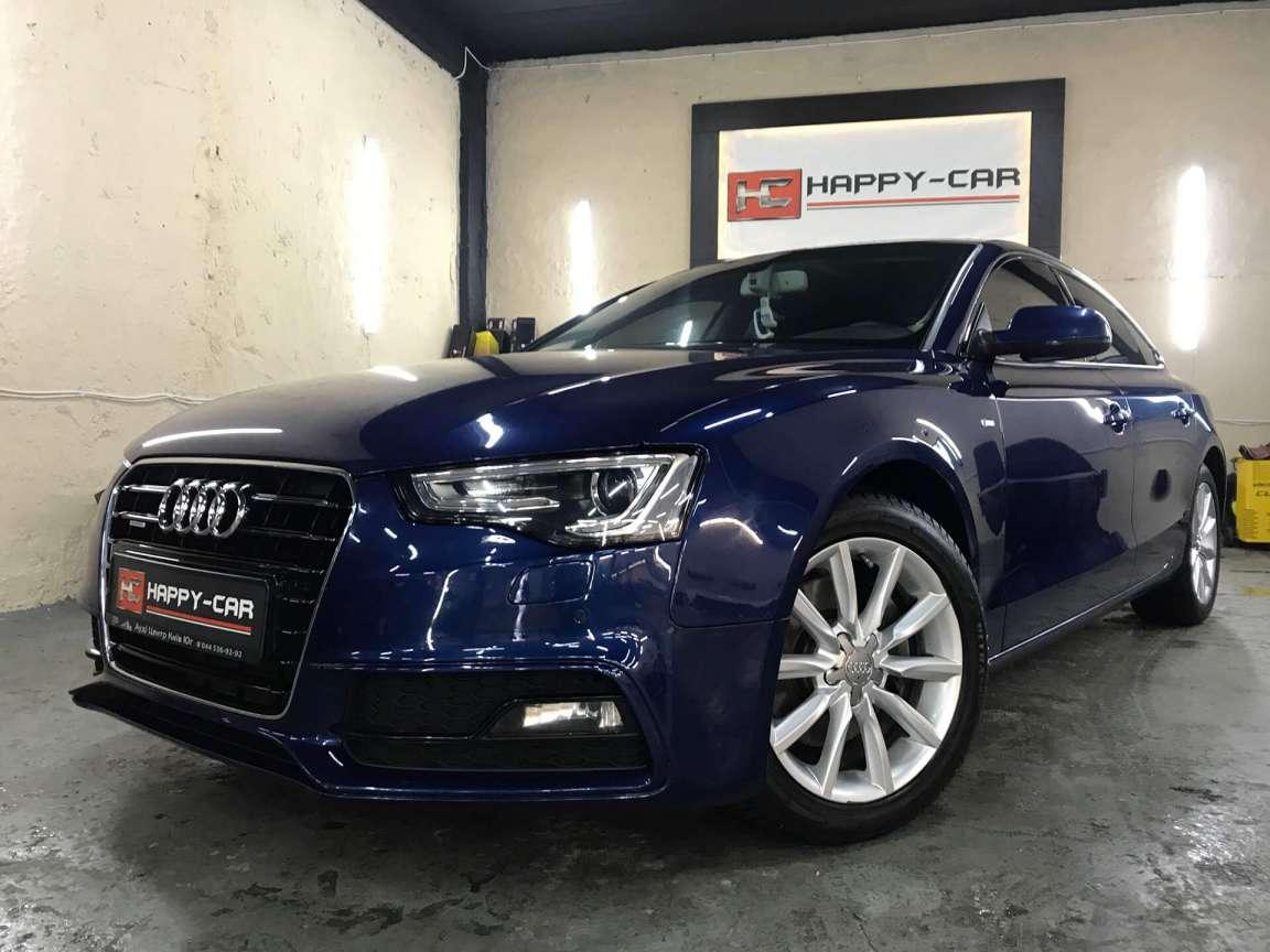 Audi A5 комплекс детейлинг работ