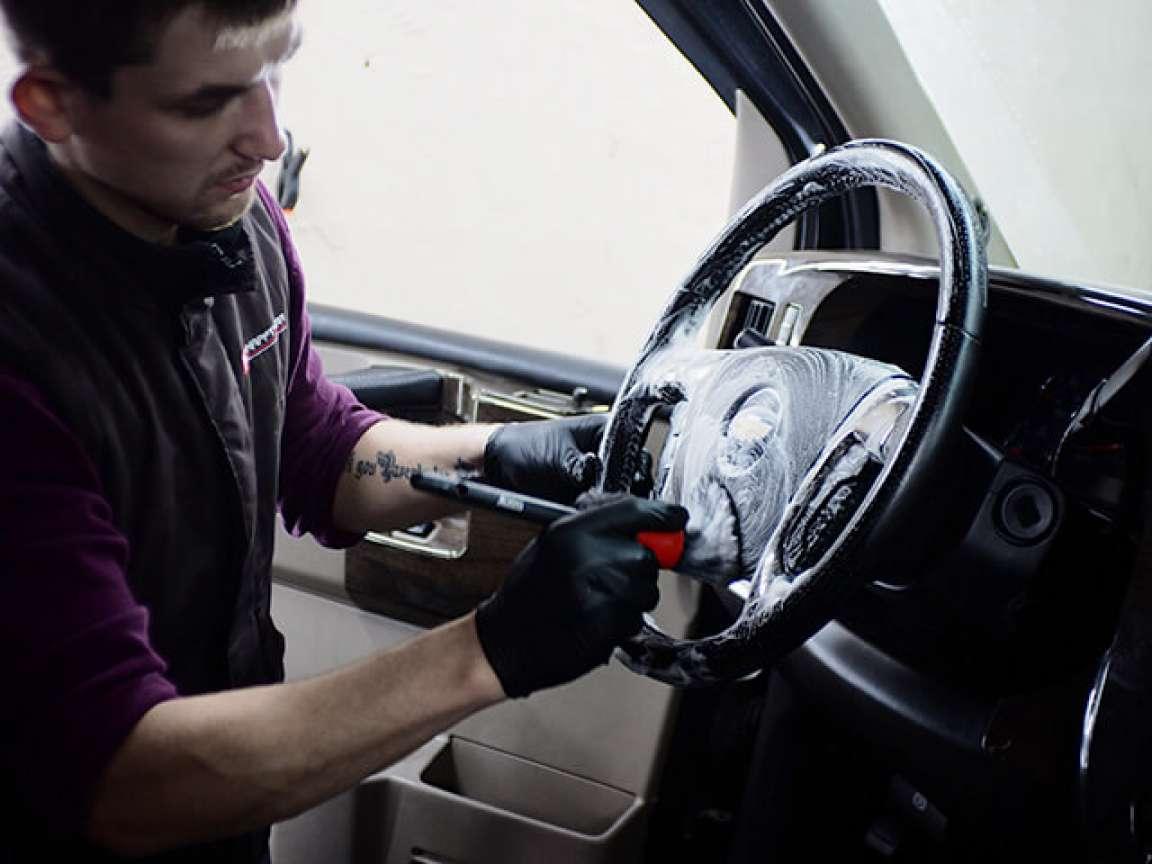 Chevrolet Starcraft детейлинг комплекс