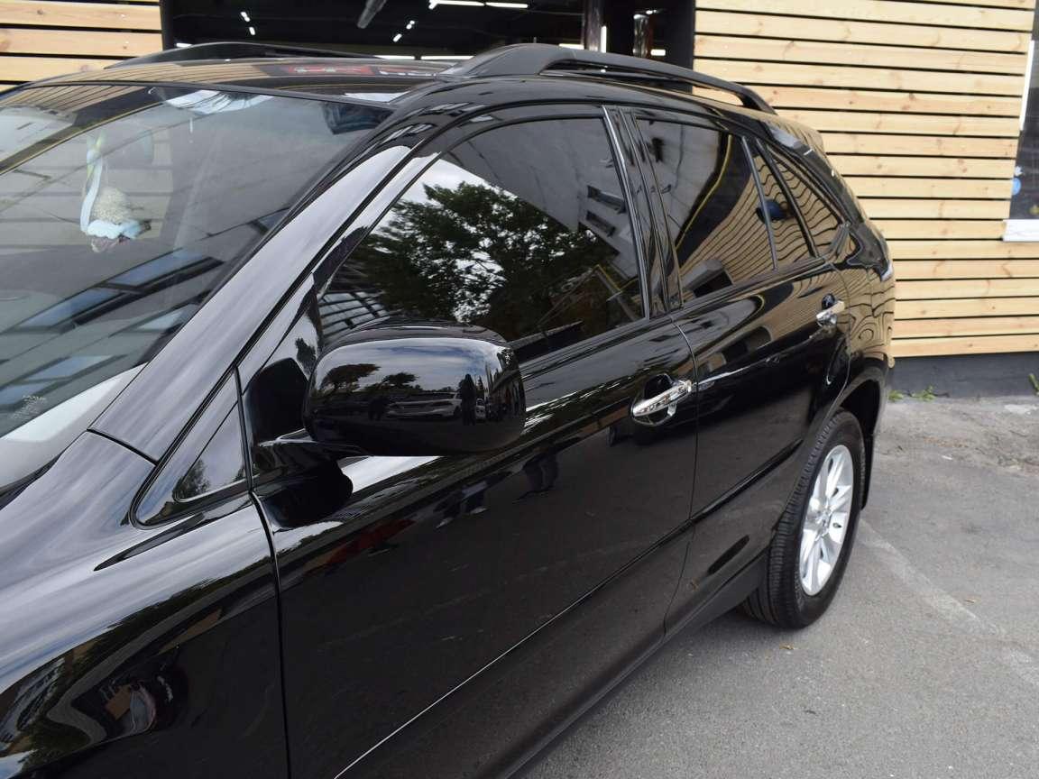 Lexus RX350 Нанокерамика
