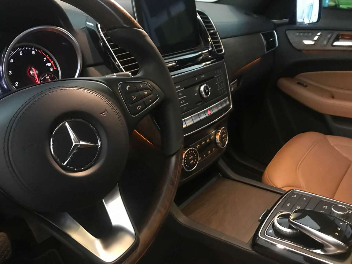 Mercedes GLS нанокерамика