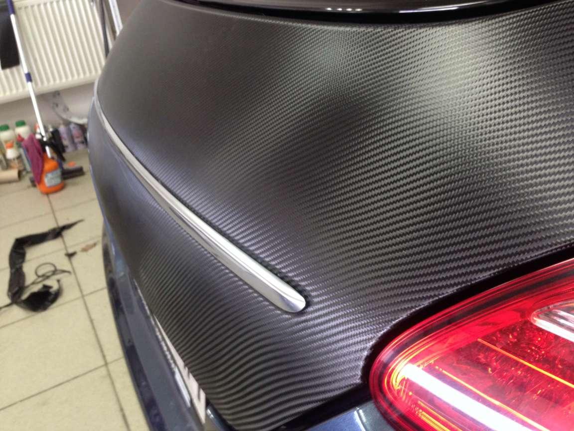 Porsche Panamera - оклейка
