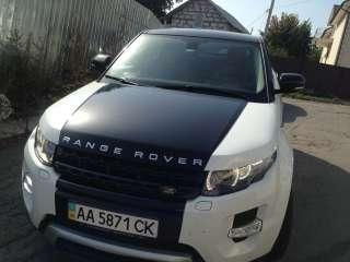 Range Rover Sport-частичная оклейка