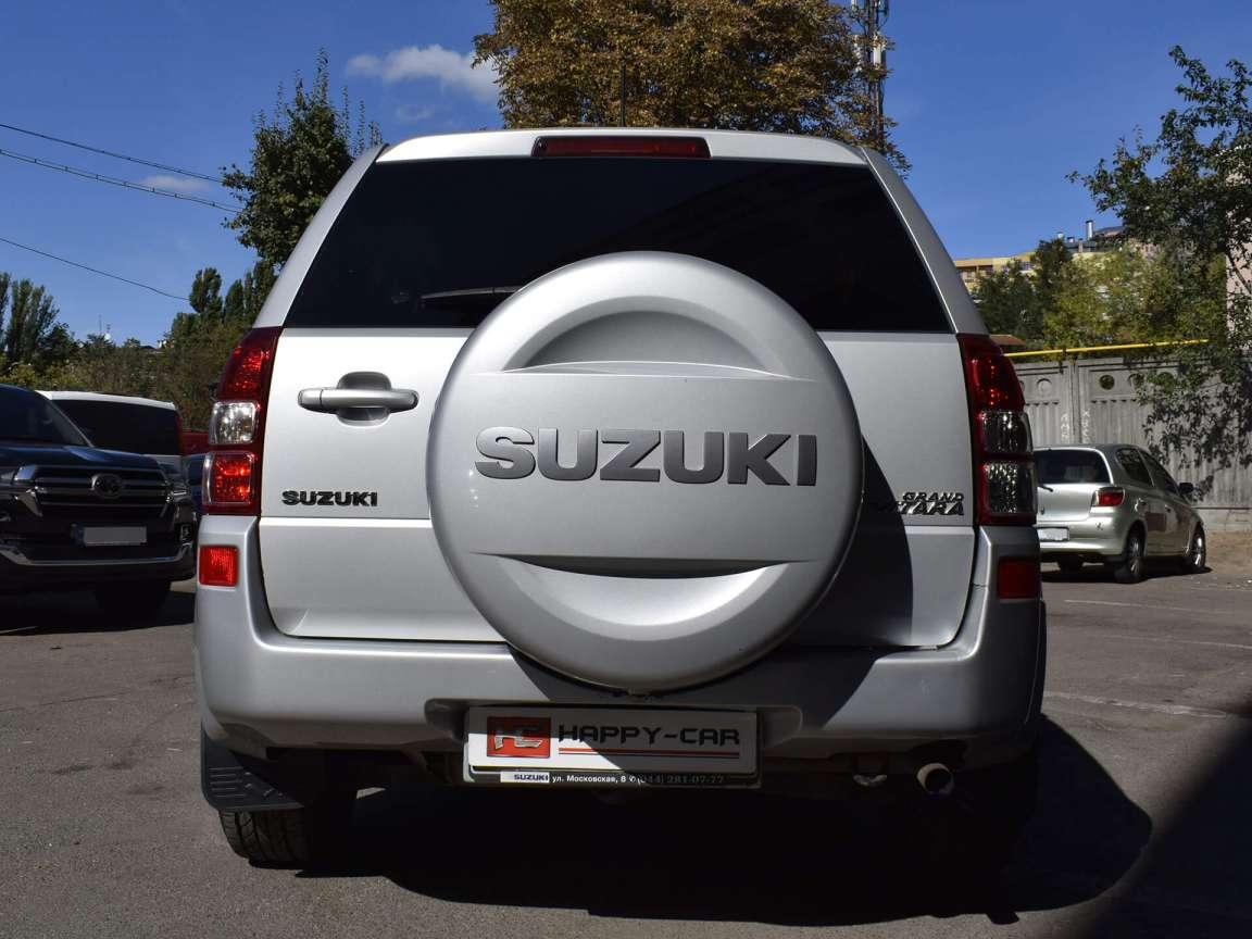 Suzuki Grand Vitara детейлинг химчистка