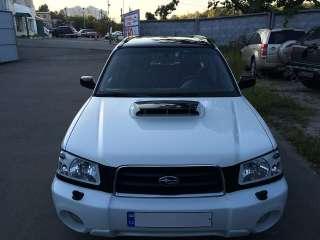 Subaru Forester Оклейка пленкой