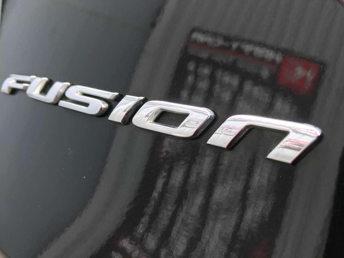 Ford Fusion комплекс детейлинг работ
